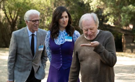 In Loving Memory - The Good Place Season 3 Episode 9