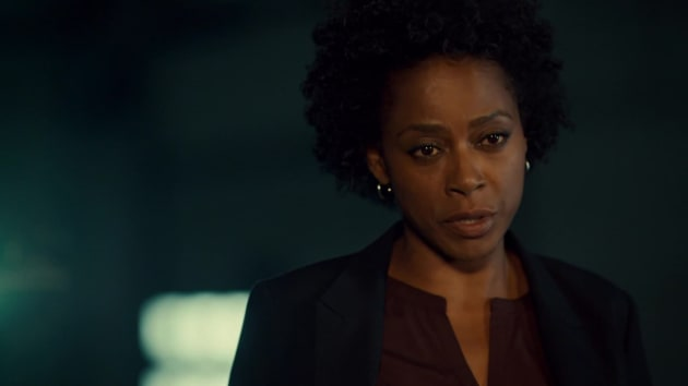Ben's Boss - Mary Kills People Season 2 Episode 5