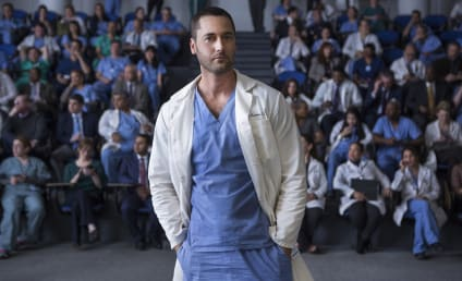 "New Amsterdam Photo Preview: Putting the ""Care"" Back in Healthcare!"