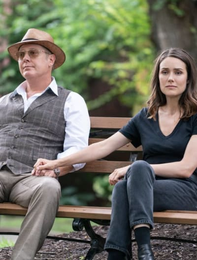 Trouble Ahead - Tall - The Blacklist Season 6 Episode 1