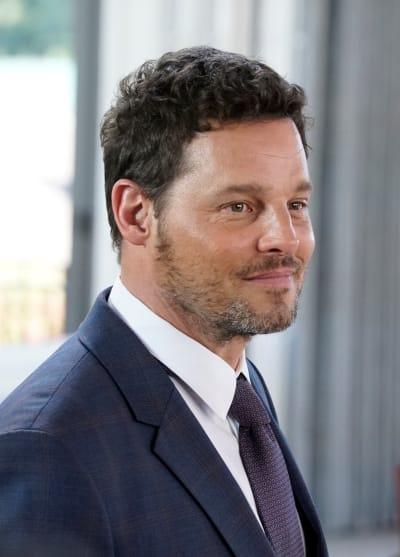 Backing Mer- Tall  - Grey's Anatomy Season 16 Episode 8