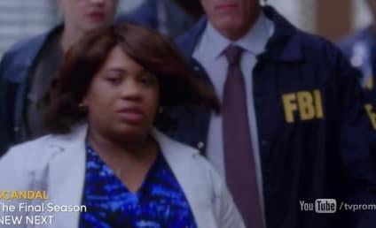 Grey's Anatomy Winter Finale Promo: Cyber Attack!