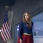 Supergirl's Big Fight