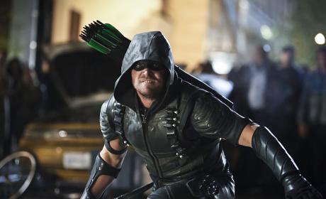 Snarl - Arrow Season 4 Episode 23