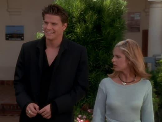 Angels & Dreams - Buffy the Vampire Slayer Season 3 Episode 2