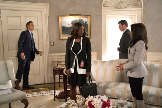What's Next? - Scandal Season 7 Episode 12