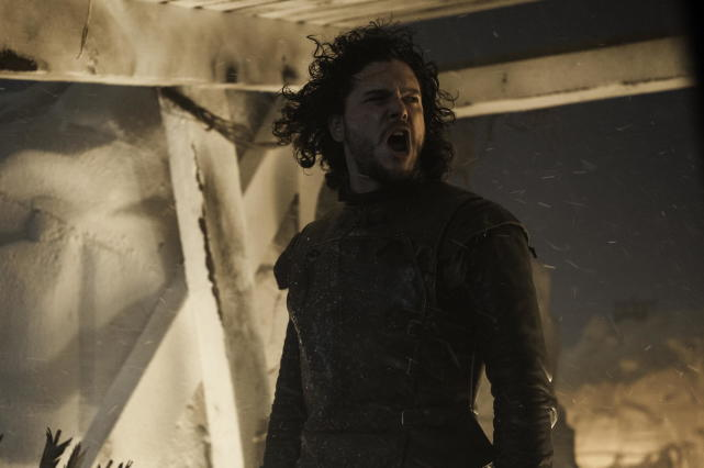Jon Snow, At War