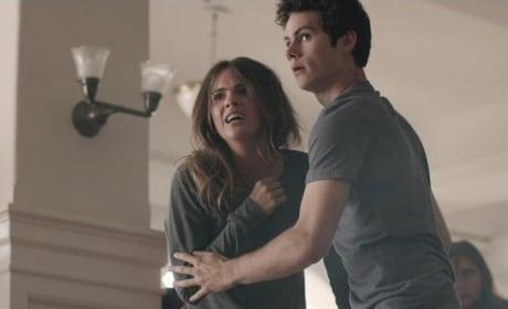 Malia Helps Stiles