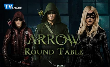 Arrow Round Table: Raylicity FTW!