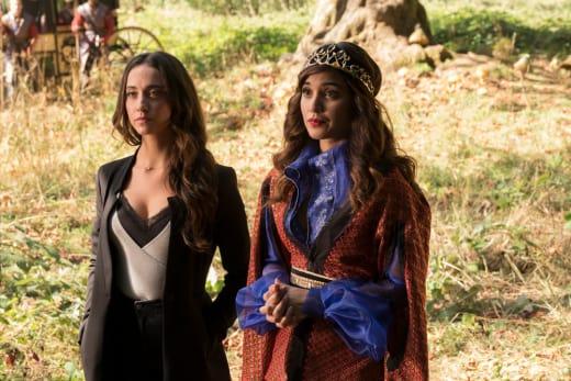 Unexpected Allies? - The Magicians Season 2 Episode 8