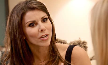 Heather on The Real Housewives of Orange County