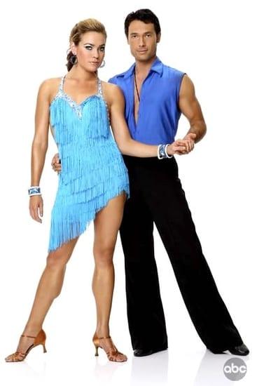 Natalie Coughlin and Alec Mazo Photo