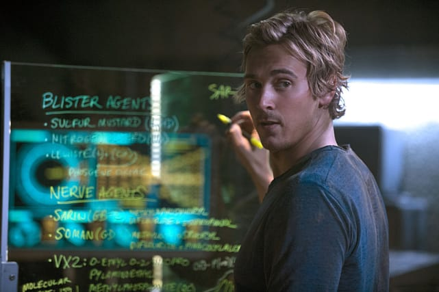 Where There's a Wick, There's a Way - The 100 Season 2 Episode 14
