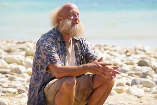 Glenn on the Island - The Last Man on Earth Season 4 Episode 2
