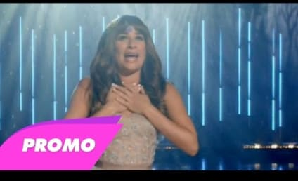 "Glee Season 6 Promo: Lea Michele Ready to ""Let It Go"""