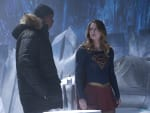The Fortress of Solitude - Supergirl