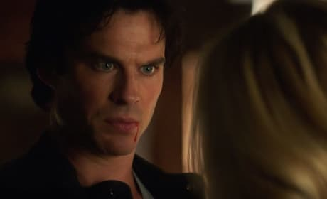"The Vampire Diaries Preview: ""You Decided That I Was Worth Saving"""