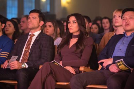 Tough Crowd - Riverdale Season 3 Episode 16