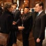 (HORIZONTAL) An Important Meeting - Madam Secretary Season 5 Episode 17