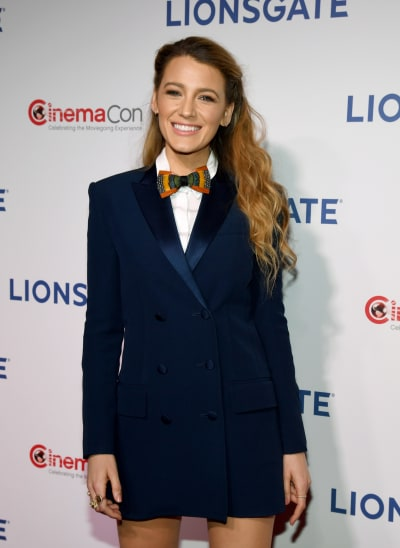 Blake Lively Attends Cinemacon