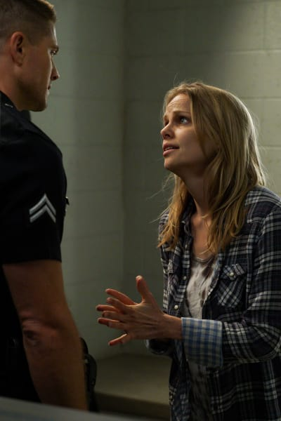 Pleading her Case - The Rookie Season 1 Episode 7