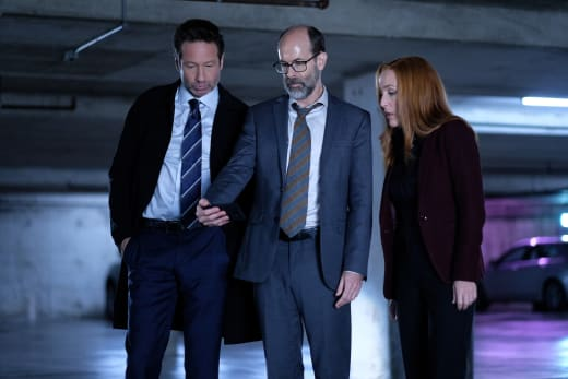 Watch and Learn - The X-Files Season 11 Episode 4