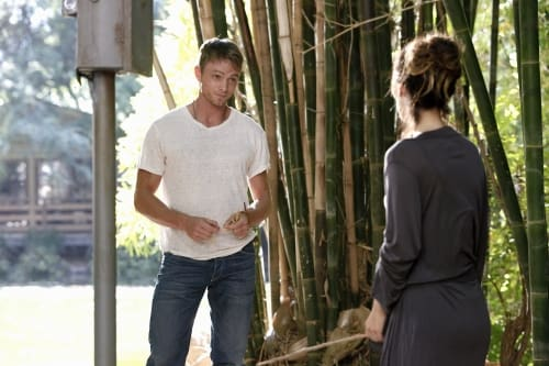 Wilson Bethel Previews Favorite Hart of Dixie Scene ... Wade Kinsella And Zoe Hart