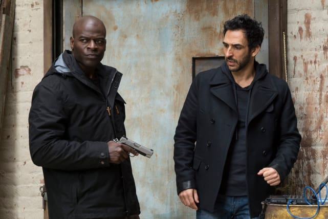 Aram is held hostage - The Blacklist Season 4 Episode 16