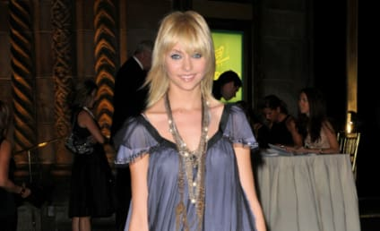 Taylor Momsen Makes a Fashion Statement