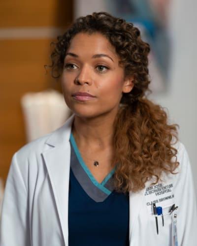 Claire Defends Shaun - The Good Doctor Season 2 Episode 17