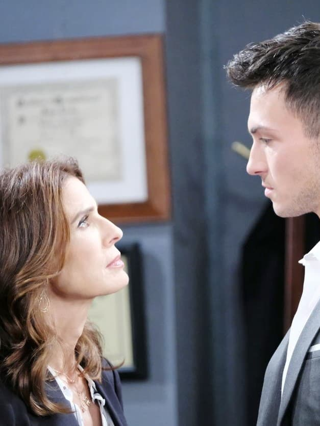 Another False Accusation - Days of Our Lives