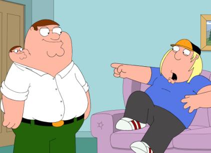 Watch Family Guy Season 12 Episode 2 Online