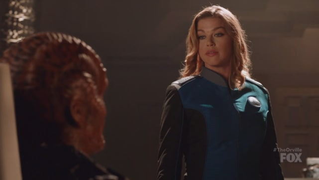 Cmdr. Kelly Grayson - The Orville