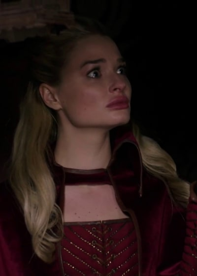 Anastasia Regrets - Once Upon a Time in Wonderland Season 1 Episode 8