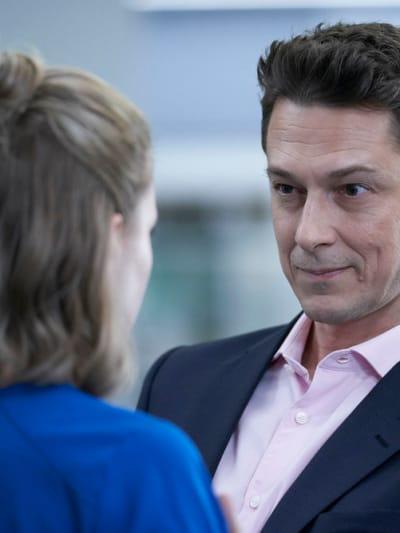 Dr. Hamilton Notices Grace - Nurses Season 1 Episode 4