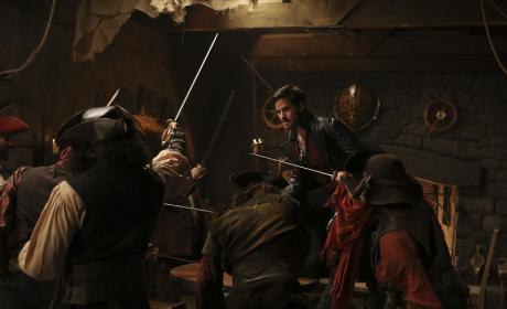 Raise Your Swords! - Once Upon a Time Season 6 Episode 20