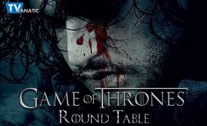 Game of Thrones Round Table: Farewell, Viserion!