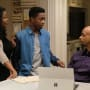 Family Talk - Lethal Weapon Season 1 Episode 13
