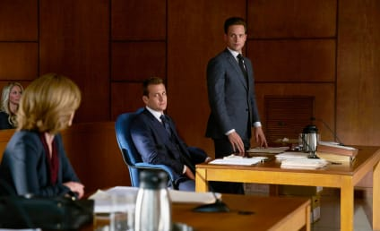 Suits: Renewed for Season 7!