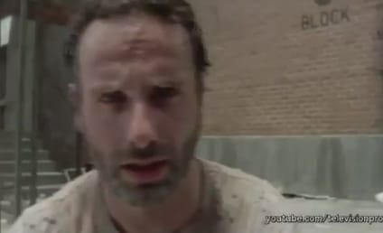 "The Walking Dead Trailer & Clip: ""Say the Word"""