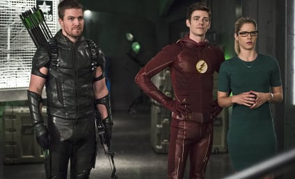 The Flash Season 2 Episode 8 Review: Legends of Today