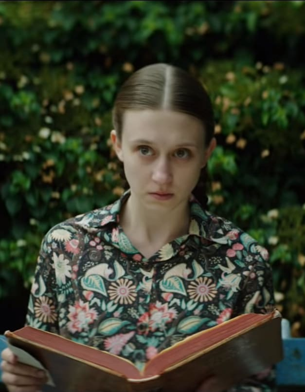 Taissa Farmiga in We Have Always Lived in the Castle