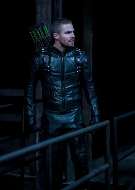 Maskless - Arrow Season 7 Episode 11