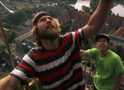 Watch The Amazing Race Season 19 Episode 8 Online