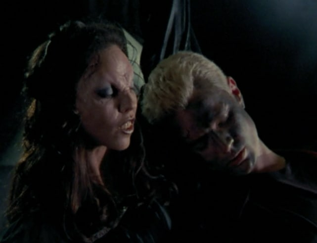 Drusilla & Spike - Buffy the Vampire Slayer