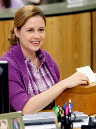 Pam the Saleswoman