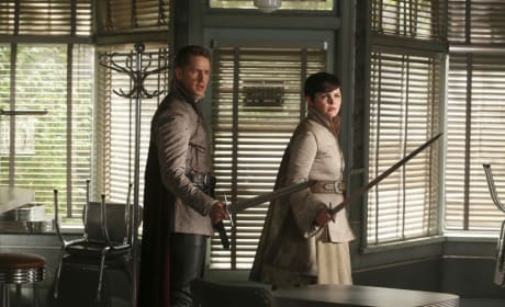 Working Together - Once Upon a Time Season 5 Episode 4