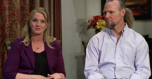 Kody and Christine - Sister Wives