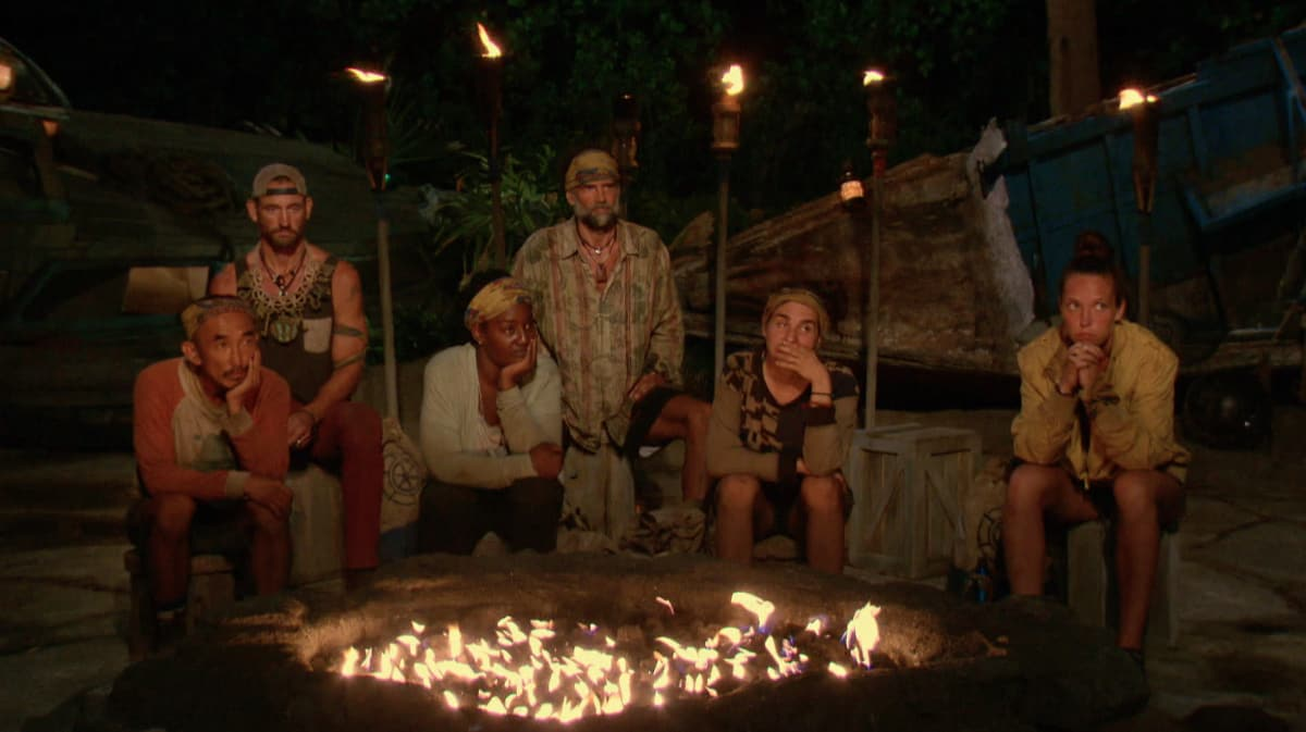 Watch Survivor Online: Season 34 Episode 12 - TV Fanatic