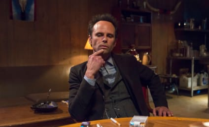 Justified Review: Ice Cream or Cigarettes?